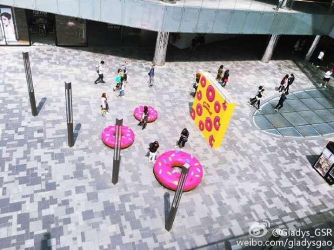 Primeira loja dos Simpsons é inaugurada na China
