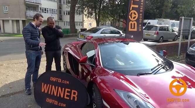 SUPERCAR WINNERS