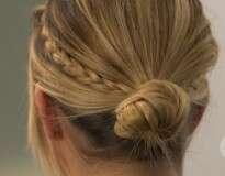 9 belos penteados para mulheres com cabelos longos tentarem