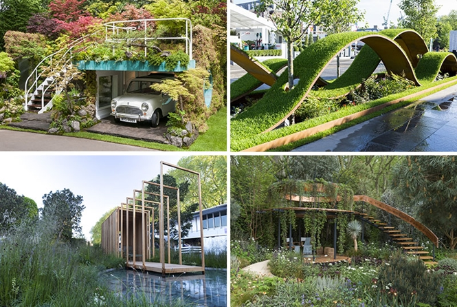 Jardins inspiradores que vão chamar sua atenção