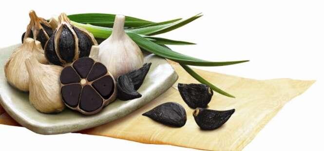 Alho negro: um poderoso energizante e antioxidante natural