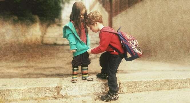 Fotos incríveis que mostram como é bom ter irmãos