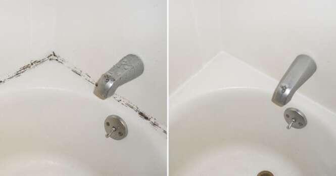 Truques simples que ajudam a retirar o mofo do banheiro