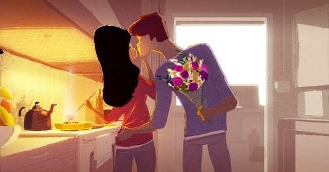 Imagens que demonstram o verdadeiro sentido do amor