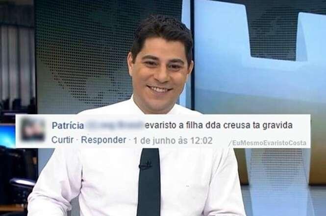 Pessoas que só querem demais a amizade de Evaristo Costa