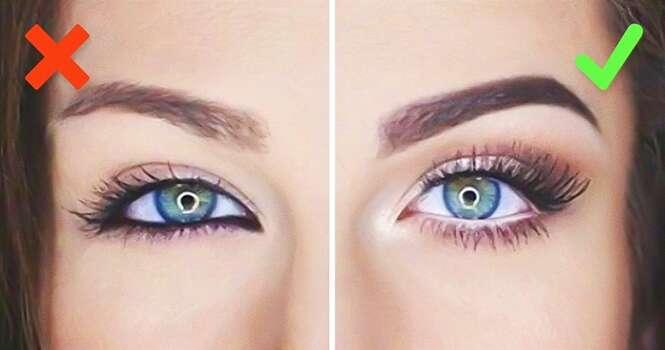 Incríveis truques de maquiagem para deixar seus olhos mais expressivos