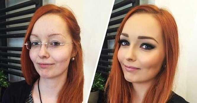 Truques de maquiagem - inclusive para quem gosta do rosto mais natural
