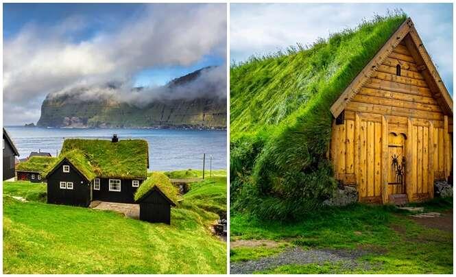 Casas escandinavas que parecem ter saído dos contos de fadas