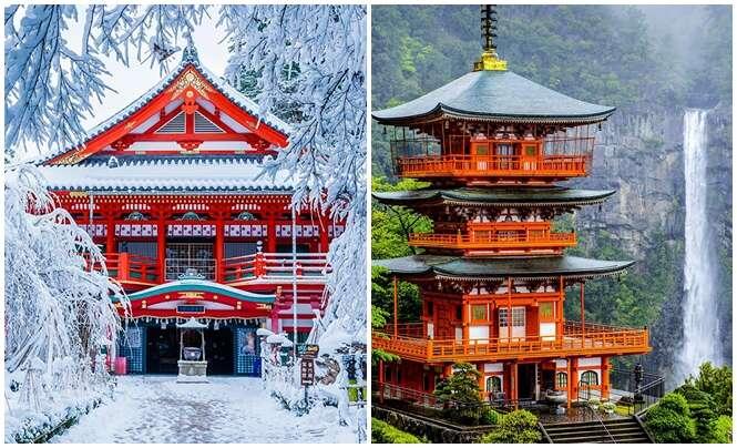 Fotos que farão você querer visitar o Japão