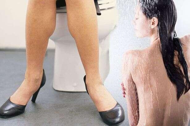 Razões que estão fazendo as pessoas urinarem mais durante o banho