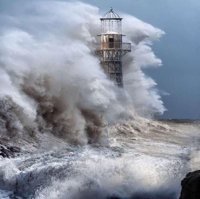 Fotos incríveis de faróis pelo mundo
