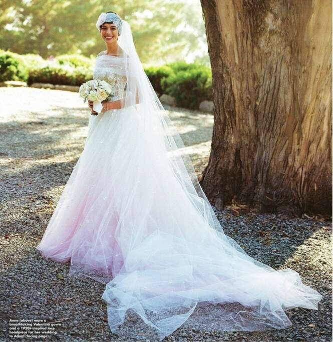 Noivas que não usaram vestidos brancos em seu casamento