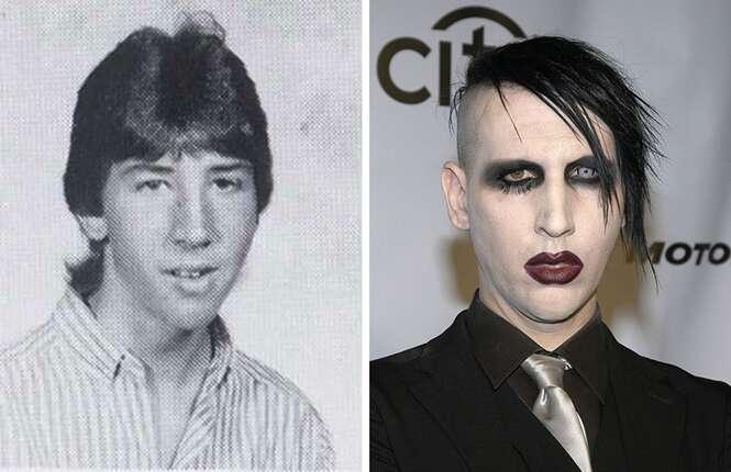 Famosos que mudaram completamente sua aparência