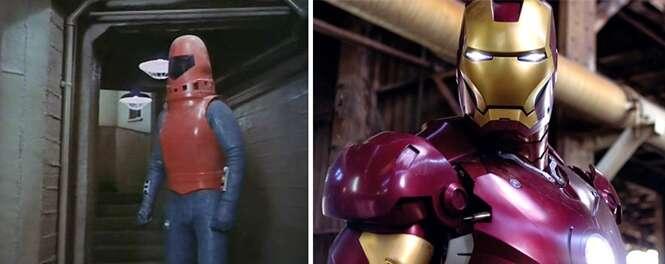 Super-heróis que foram repaginados ao longo das décadas
