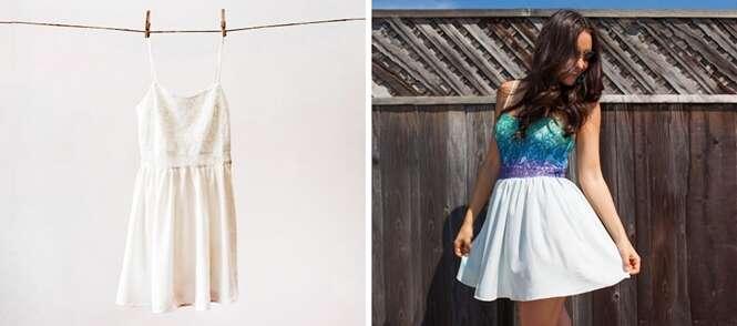 Ideias geniais para dar vida nova às suas roupas velhas