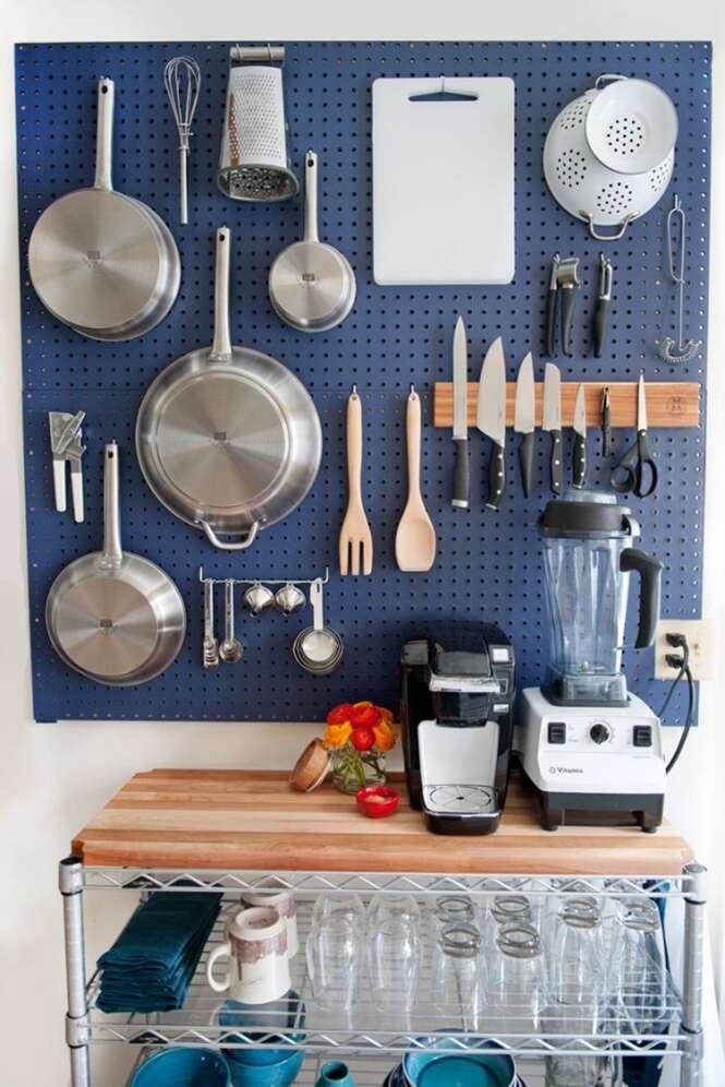 Ideias para aproveitar cada cantinho de sua cozinha