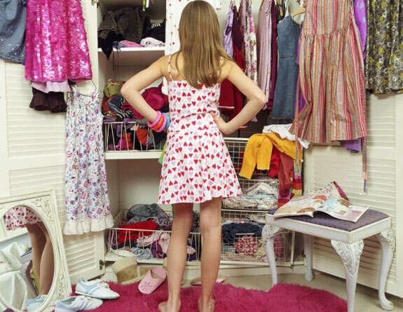 Mulheres gastam seis meses de suas vidas apenas decidindo o que vão vestir