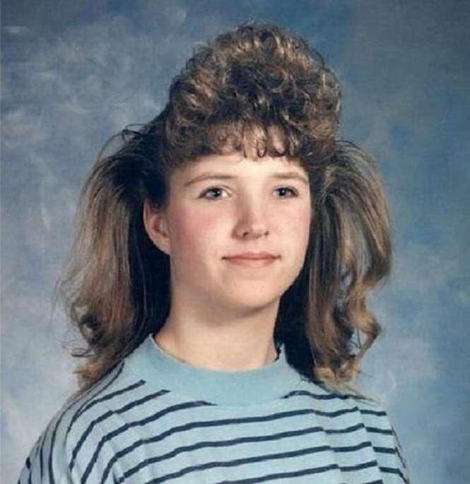 Penteados hilários que você não vai querer tentar fazer