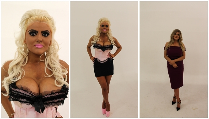 Mulher sofre drástica transformação ao fazer tratamento para se parecer com boneca Barbie