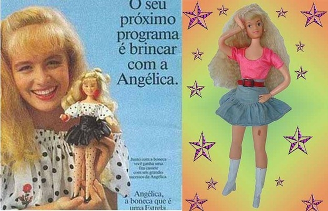 Bonecas que fizeram parte da sua infância