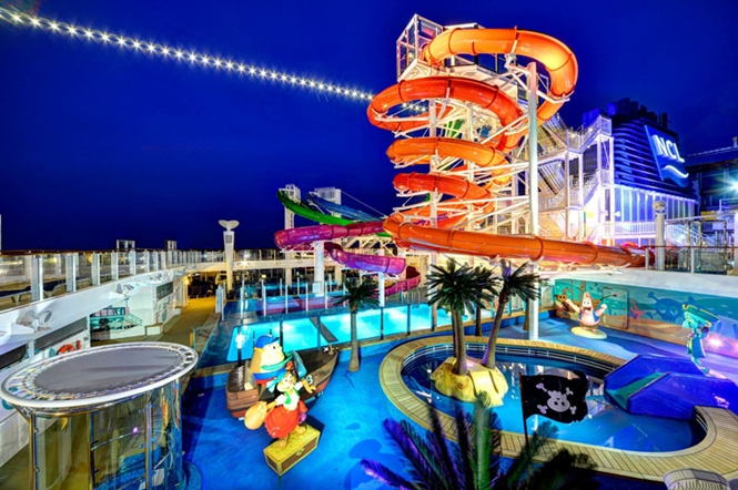Foto: © Norwegian Cruise Line