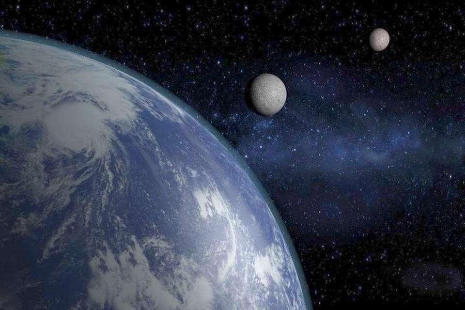 "Lua ganha companhia após ""mini lua"" ser descoberta orbitando a Terra"