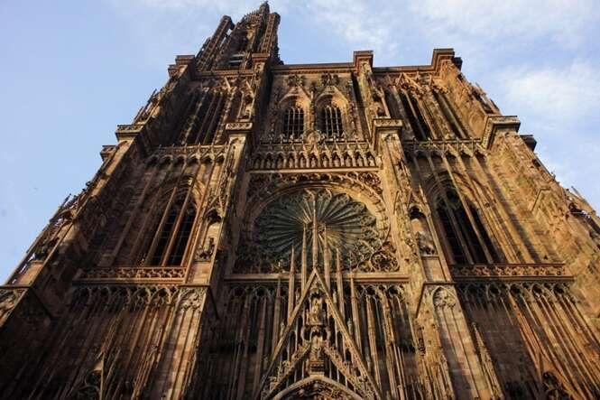 As igrejas mais altas do mundo