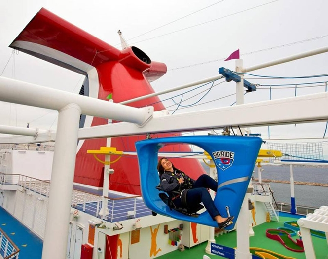 Foto: © Andy Newman-Carnival Cruise Line