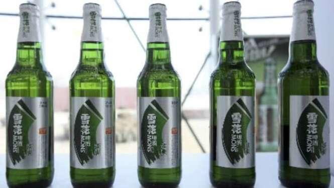 Cervejas mais vendidas do mundo