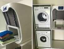 Conheça a máquina que passa e dobra suas roupas em questão de segundos