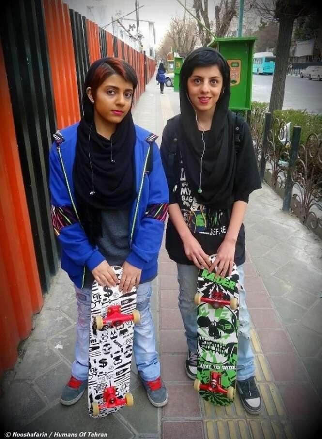 Foto: © Humans Of Tehran