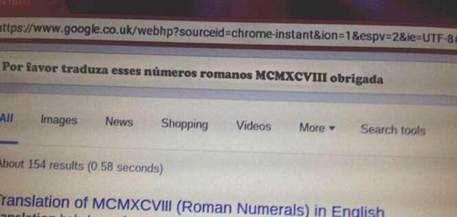 Vovó faz a busca mais educada da história do Google
