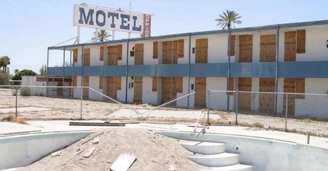Antigos motéis abandonados são transformados em algo fascinante