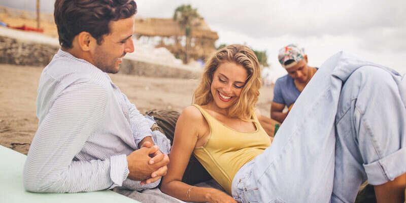 Coisas não-sexuais que fazem uma mulher se tornar mais sensual