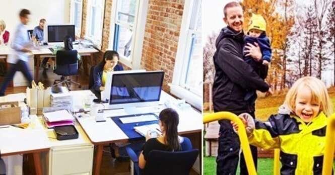 Cidade sueca reduz jornada de trabalho para 6 horas sem diminuir salário.