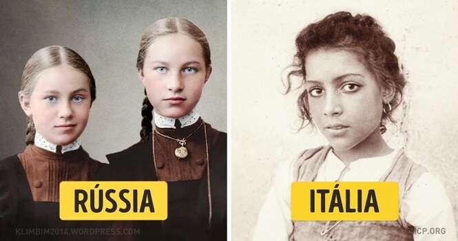 Como os adolescentes eram há 100 anos atrás