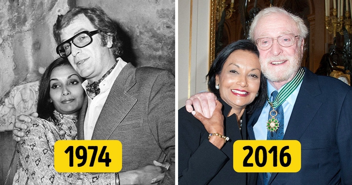 Casais de celebridades provando que o amor verdadeiro pode durar toda a vida