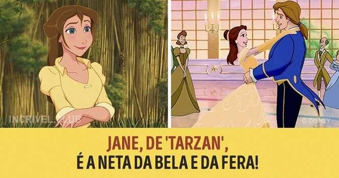 Coisas que você não sabia sobre as animações da Disney