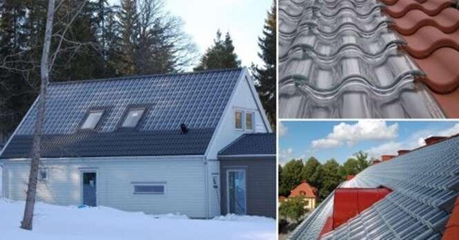 Conheça as telhas solares de vidro que produzem energia