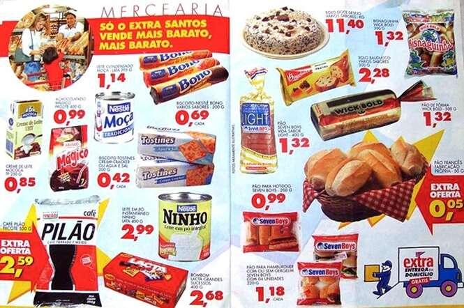 Panfleto de supermercado do ano 2000 vai te fazer sentir saudades daquele tempo