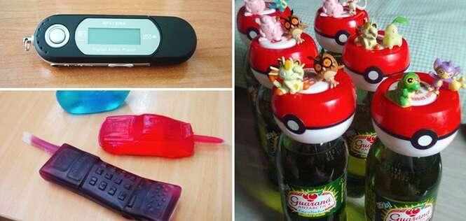 Coisas que marcaram a vida de quem foi criança nos anos 90 e 2000