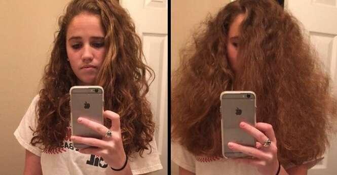 Situações que só quem tem muito cabelo vai se identificar