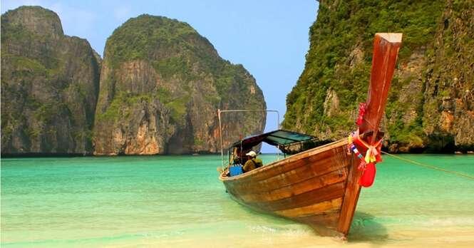 Países paradisíacos onde é possível viver com pouco dinheiro