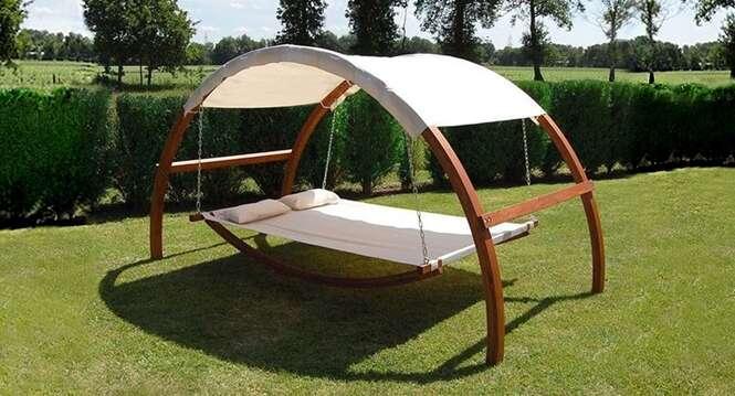 Coisas incríveis que você vai querer ter no seu quintal
