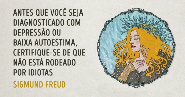 Frases de Freud que dizem muito sobre nós mesmos