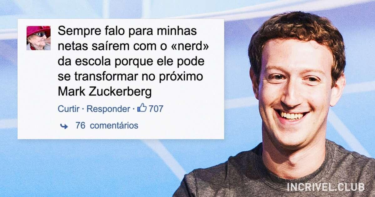 Mark Zuckerberg dá resposta incrível para comentário feito no Facebook