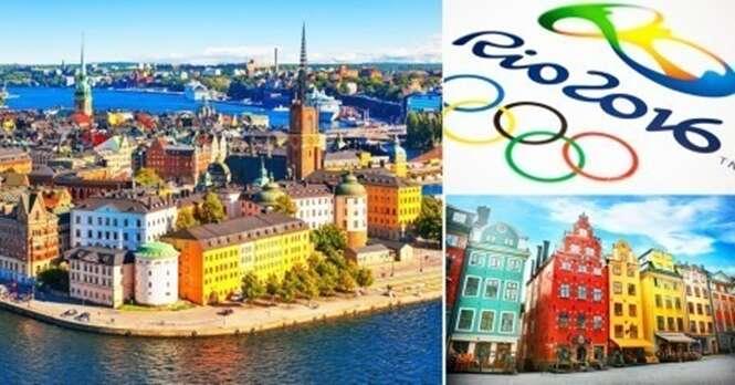 Suécia desiste de sediar os Jogos Olímpicos para investir em habitação social