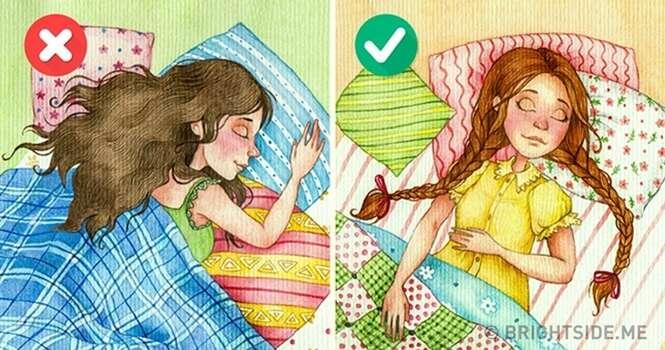 Erros que você deve evitar para manter seus cabelos bem cuidados