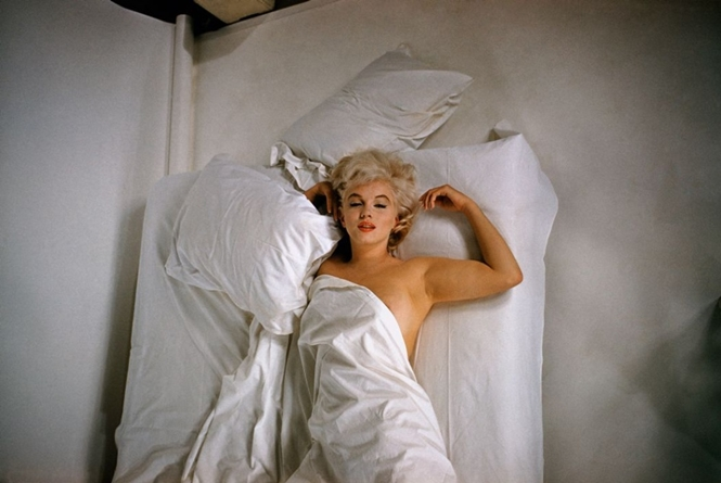 Fotos raras de Marilyn Monroe