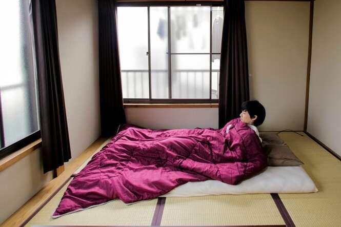 Série de imagens mostra porque os japoneses amam a simplicidade